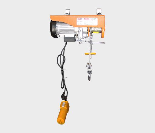 如何科学维修电动爱游戏葫芦电机